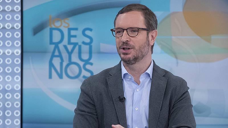 """Maroto (PP): """"Los gobiernos que vinculan sus pensiones al IPC nunca cumplen"""""""