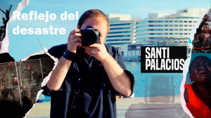 Santi Palacios: Reflejo del desastre