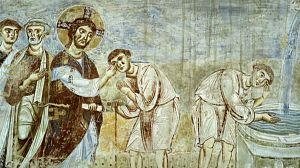 La senda desde Jesucristo hasta Constantino:Nacimiento de fe