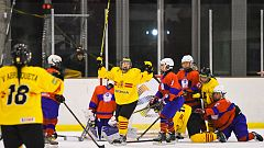Mundial de Hockey femenino de Valdemoro. España-China Taipei. 21 de marzo