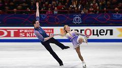 Patinaje Artístico - Campeonato del Mundo. Programa libre parejas (Milán)