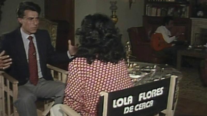 De cerca - Lola Flores