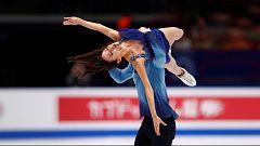 Patinaje Artístico - Campeonato del Mundo. Programa Libre Danza (Milán)