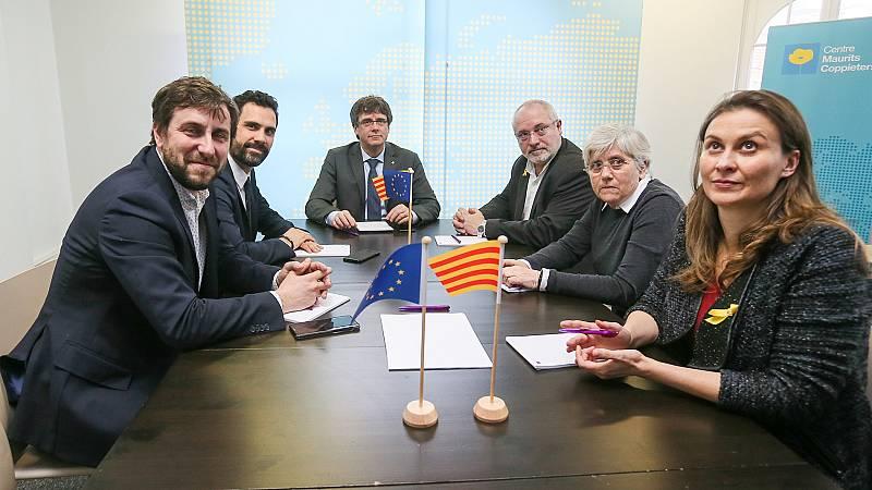 Bélgica no ve riesgo de fuga en Comín, Puig y Serret y Ponsatí se entregará a la Policía escocesa