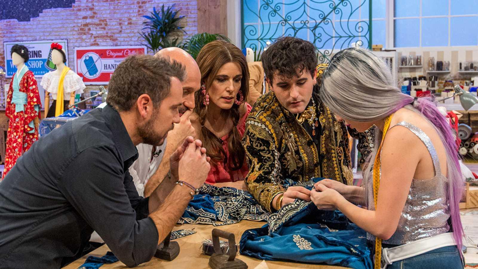Maestros de la costura - Programa 7 - ver ahora