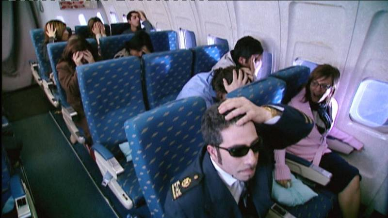 Cómo nos reímos - Splungeces - Los aviones son muy splunge