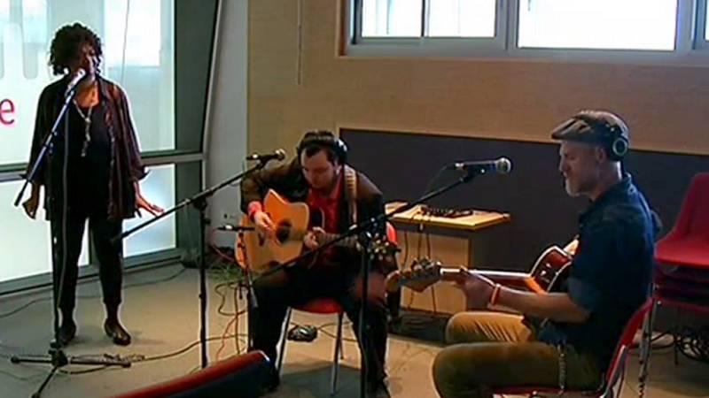 """Las mañanas de RNE - """"Nothin' but the cat"""", de Velma Powell & Bluedays, en directo - Ver ahora"""