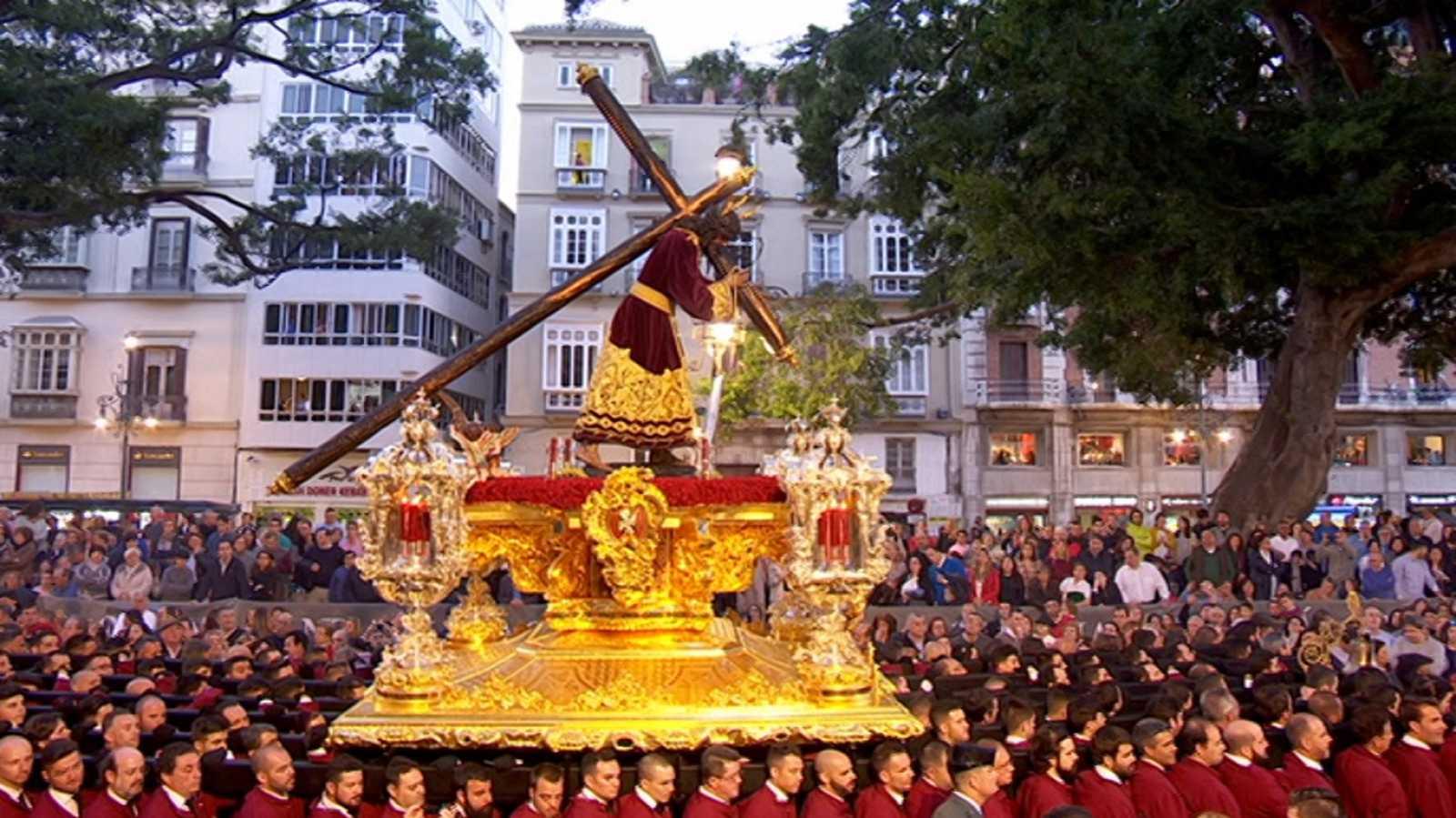 Procesiones de Semana Santa 2018 - Procesiones de Semana Santa, desde Málaga - ver ahora