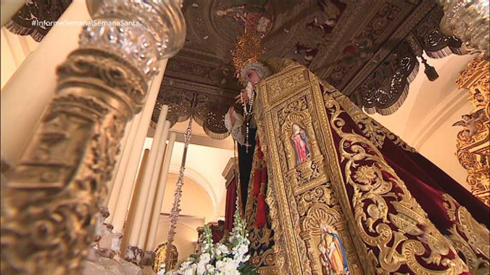Informe Semanal - Los hilos de la Semana Santa - ver ahora