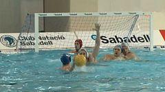 Waterpolo - Liga Europea Masculina 11ª jornada: CN Sabadell - ZF Eger