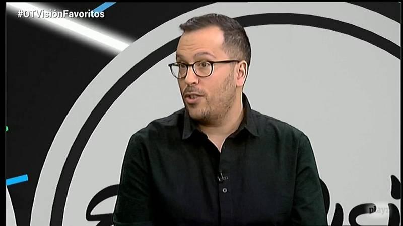 OTVisión - Víctor Escudero nos cuenta cómo es su trabajo en Eurovisión