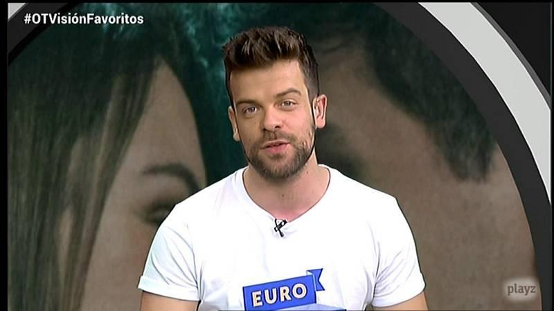 OTVisión - Ricky nos habla del Top 5 en las apuestas de Eurovisión