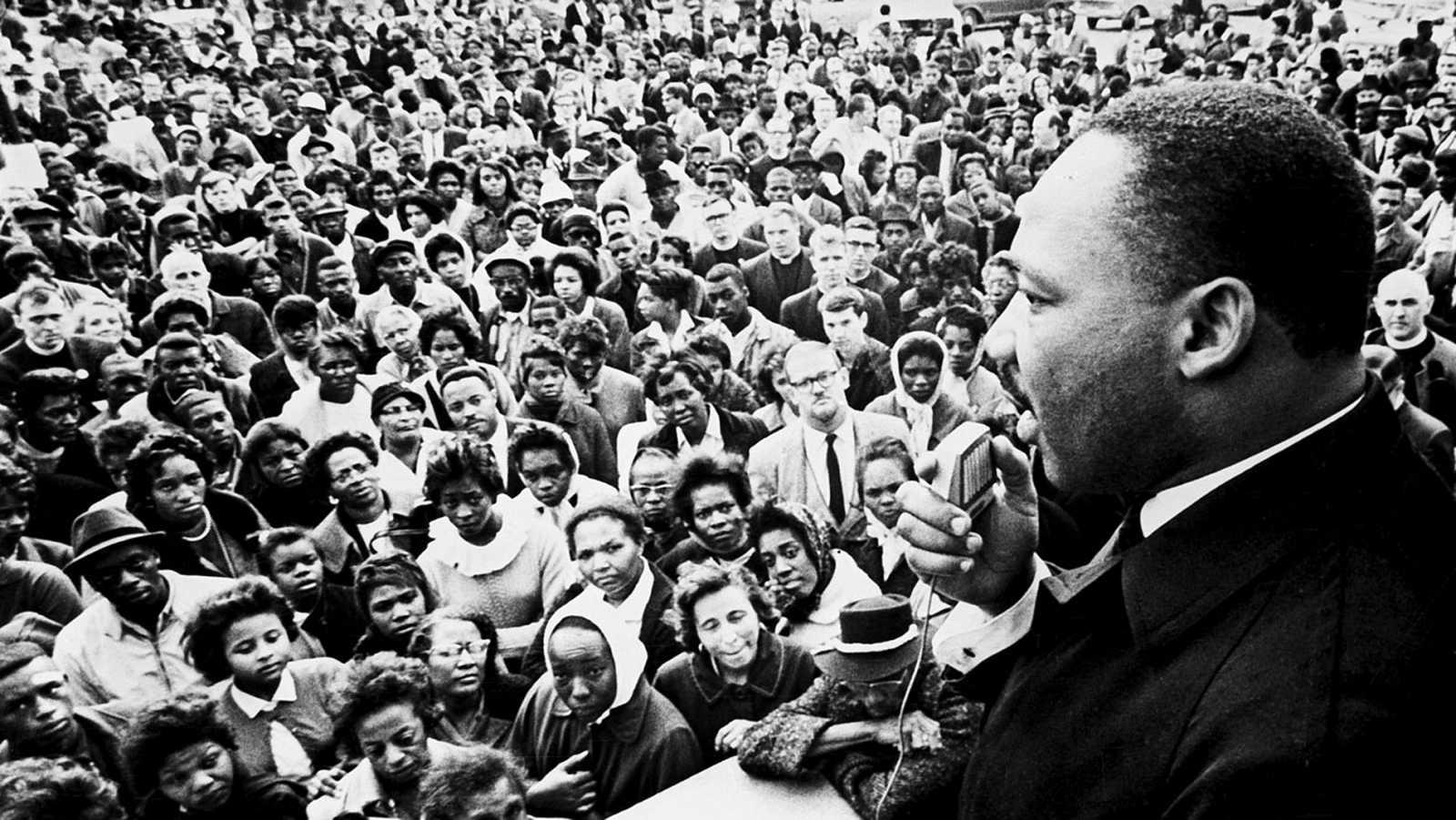 La igualdad racial, el sueño sin cumplir de Martin Luther King