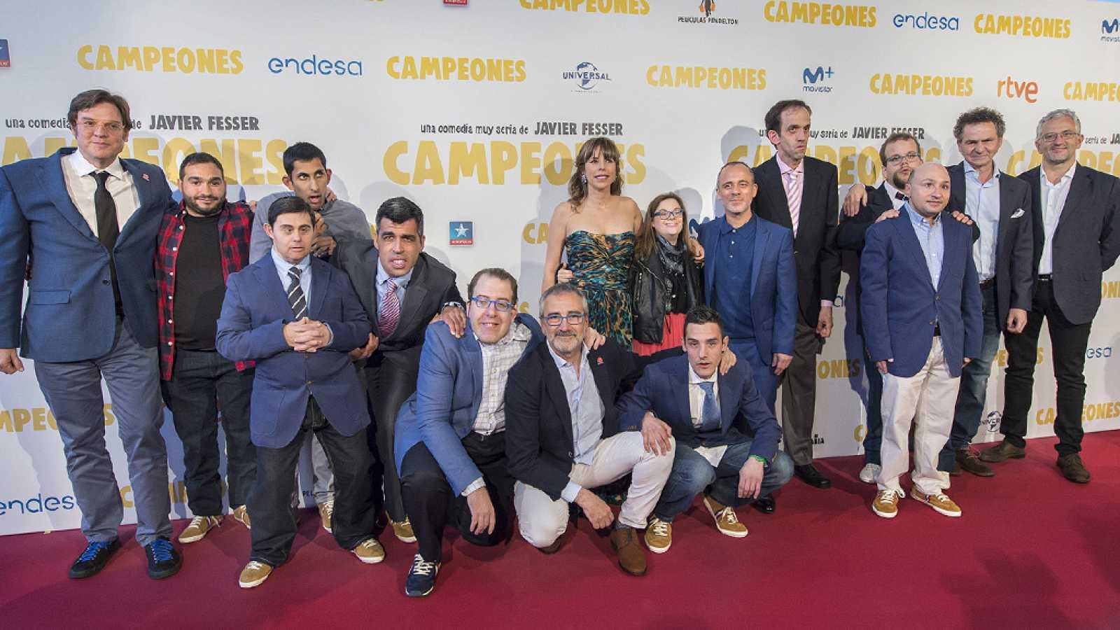 Corazón - 'Campeones', la nueva película de Javier Fesser y Javier Gutiérrez