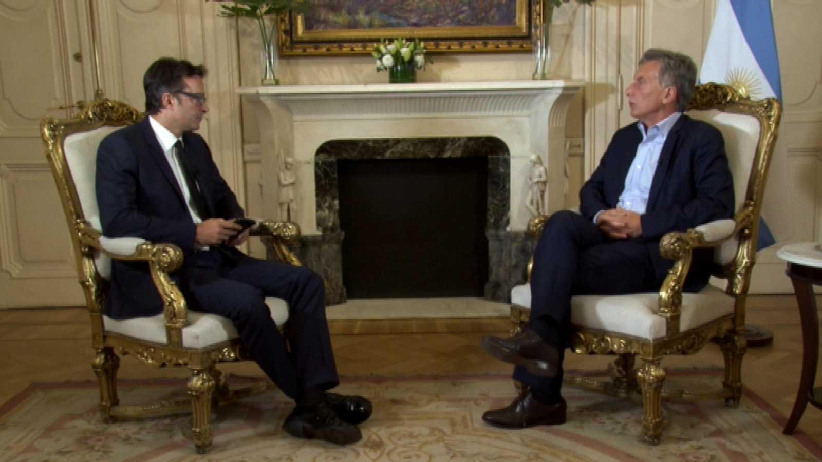 """Mauricio Macri: España """"será un protagonista decisivo en la Argentina que viene"""""""