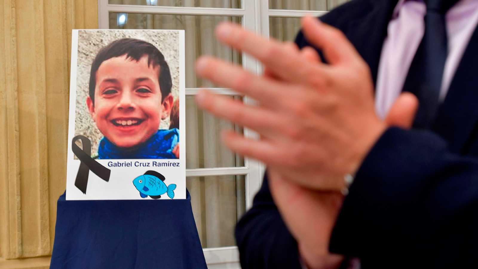 El informe ampliado de la autopsia revela que Gabriel Cruz murió en las primeras horas de su presunto secuestro