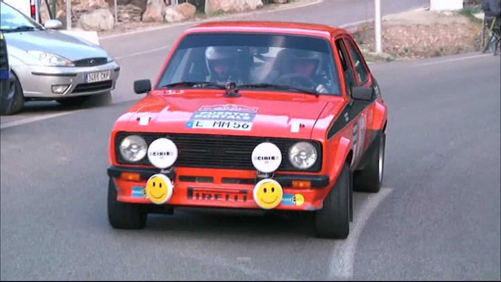 Racing for Spain - Programa 4 - ver ahora