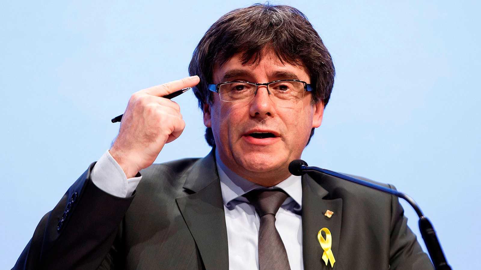 La justicia alemana deja en libertad bajo fianza a Puigdemont y descarta la rebelión