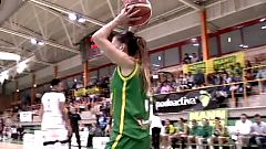 Baloncesto - Liga Femenina DIA, PlayOffs 1/4 Final, 1º partido: Mann Filter - IDK Gipuzkoa