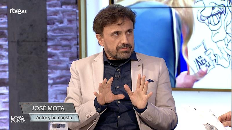 Entrevistamos a José Mota antes de estrenar su nuevo programa