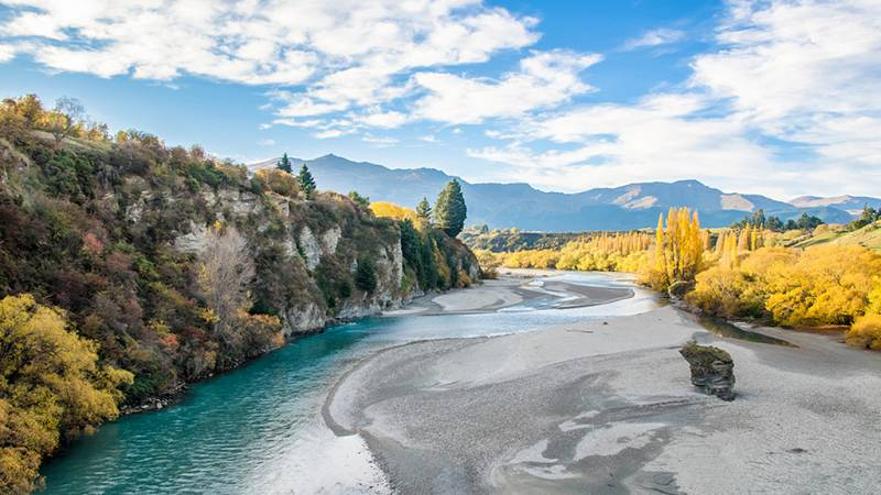 Grandes documentales - Cielos abiertos: Nueva Zelanda - ver ahora