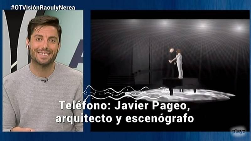 """OTVisión - Javier Pageo, escenógrafo y arquitecto: """"Podemos conqusitar Europa"""""""