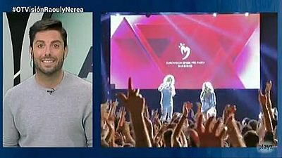 OTVisión - Manuel Mahía te invita a la preparty de Eurovisión