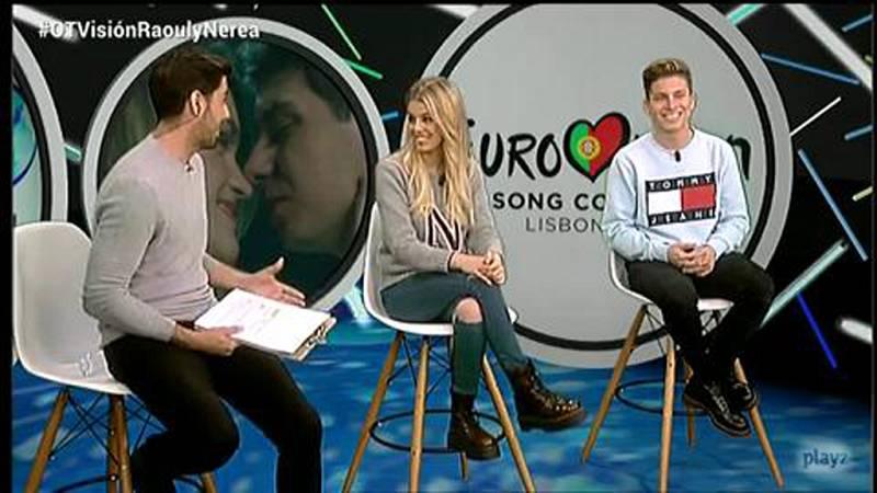 """OTVisión - Raoul y Nerea: """"Seguro que quedamos en el top 10"""""""