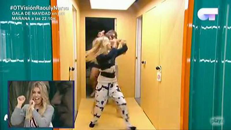 OTVisión - El vídeo de Manuelesky sorprende a Raoul y Nerea