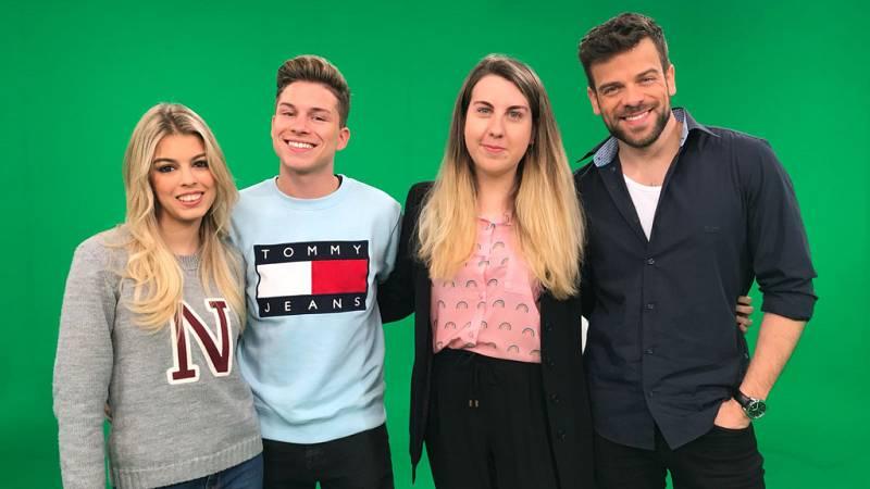 OTVisión - Raoul y Nerea, invitados al quinto programa de OTVisión