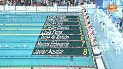 Natación - Campeonato de España Absoluto 'Open Primavera' Semifinales y Finales - 09/04/18