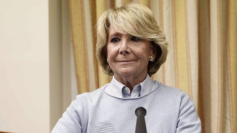 """Aguirre niega la caja B del PP e insiste en que fue """"un error"""" no vigilar las cuentas"""