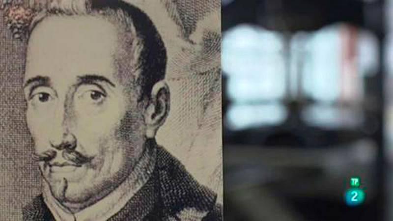 Cartas en el tiempo - El último adiós - Carta de Miguel de Cervantes al Conde de Lemos