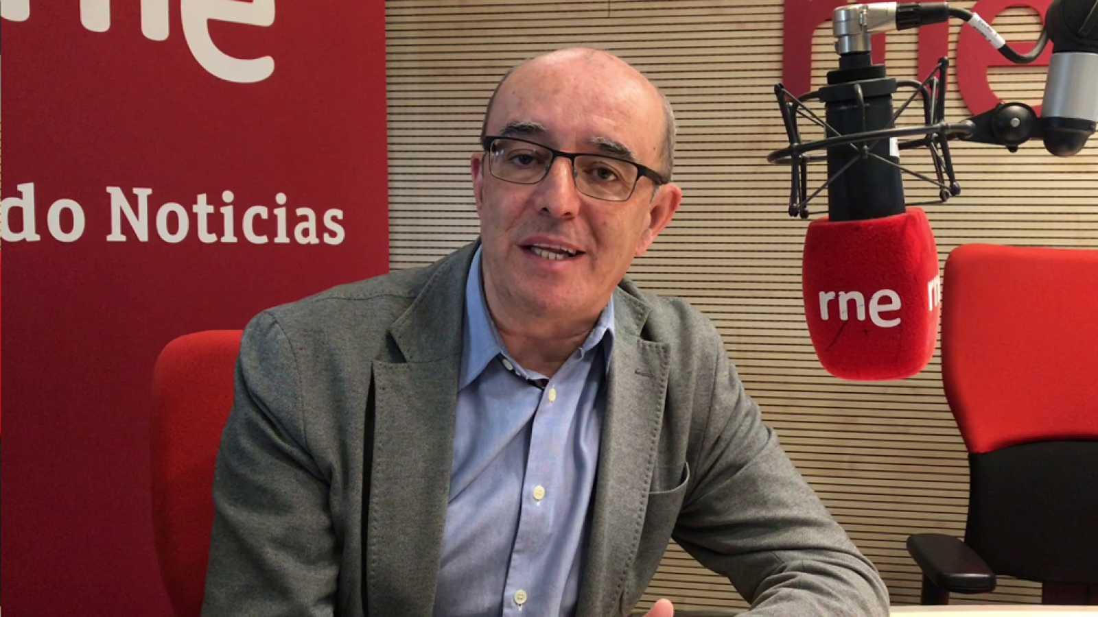 Radio 5 Actualidad - VÍDEO: ¿Fue o no fue penalti? Nuestro jefe de Deportes opina - Ver ahora