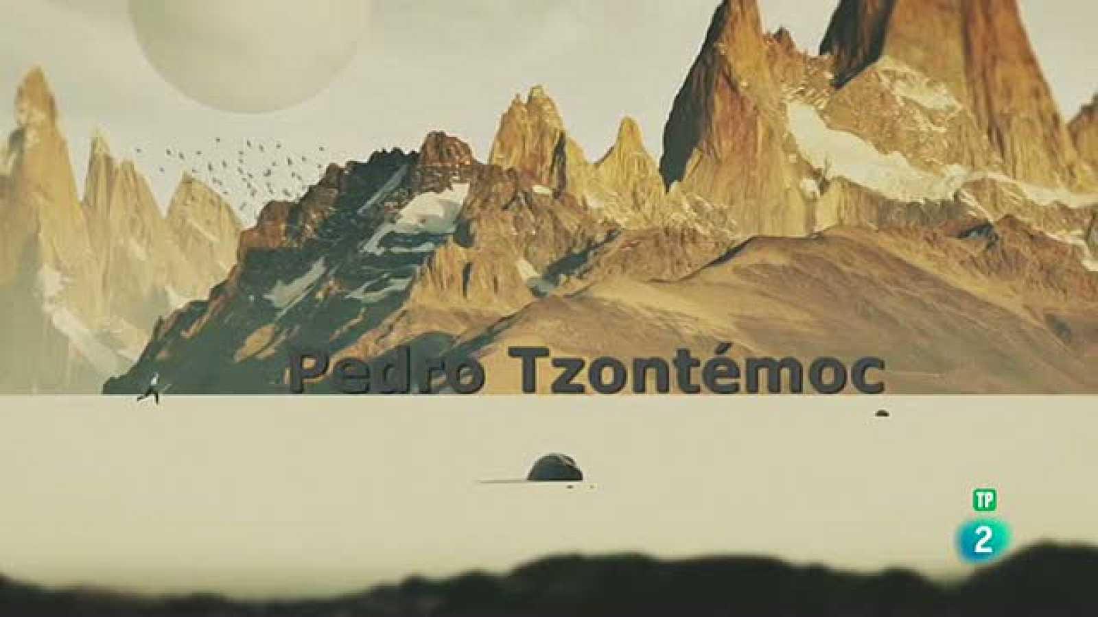 La Aventura del Saber. TVE. Boek Visual: Pedro Tzontemoc