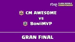 RTVE Clash Royale Championship - Final