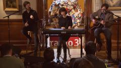 VÍDEO: Vega - 'Haneke' (Directo en el Museo Lázaro Galdiano) - 16/04/18