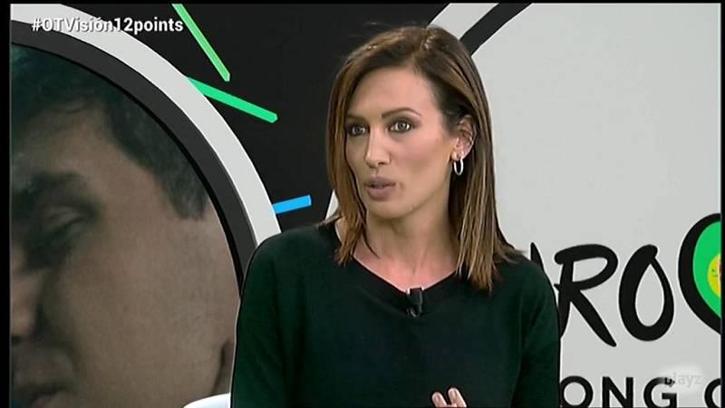 OTVisión - Nieves Álvarez nos cuenta su experiencia en Eurovisión