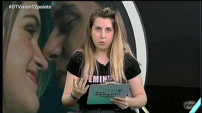 """OTVisión - Percebes y Grelos muestras más versiones de """"Tu canción"""""""