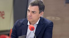 """Las mañanas de RNE - Pedro Sánchez, sobre la renuncia al máster de Cifuentes: """"Condición necesaria pero no suficiente"""""""