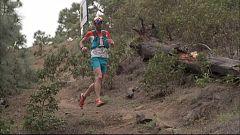 Carrera de montaña - Reventón Trail 2018