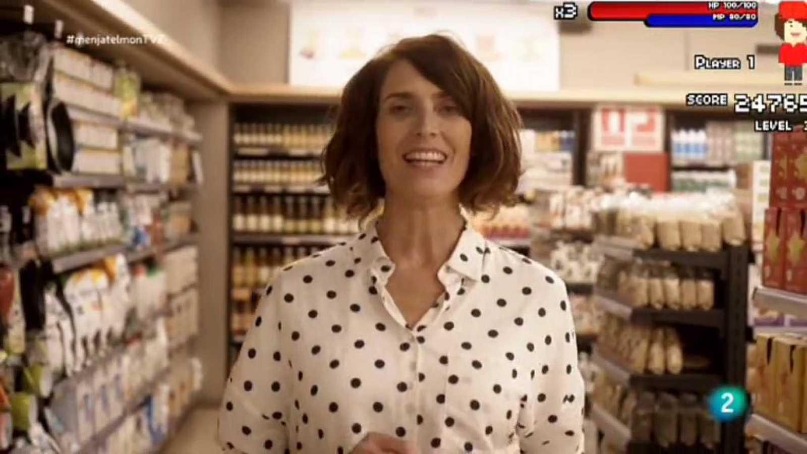 Menja't el món - L'aventura de comprar