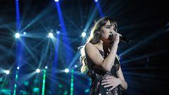Concierto OT - Aitana canta 'Chandelier'