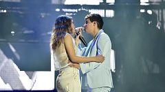 Concierto OT - Amaia y Alfred cantan 'Tu canción'