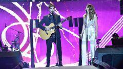 Concierto OT - Amaia y Roi cantan 'Shape of you'