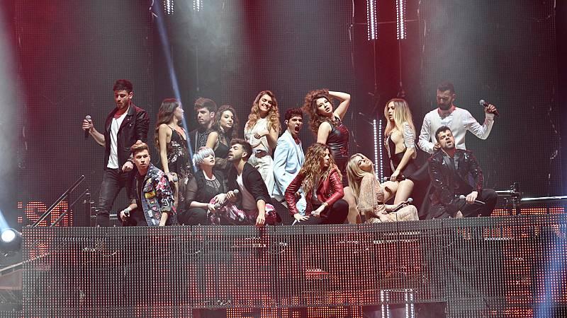 Concierto OT - OT 2017 canta 'A quién le importa'