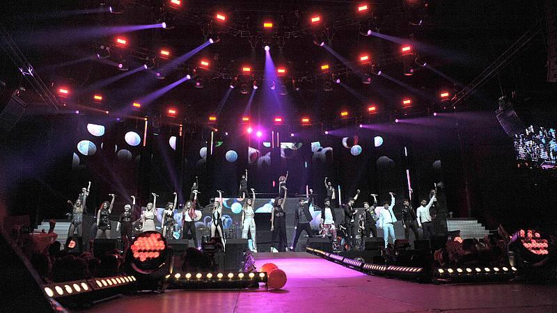 Concierto OT - OT 2017 canta 'La revolución sexual'