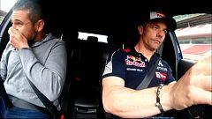 BoxTdp - 'Una vuelta con Loeb'