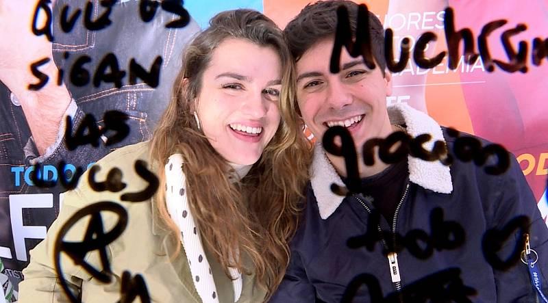 Comando Actualidad - El fenómeno del año - ¿Qué hacen Amaia y Alfred cuándo no están sobre el escenario?