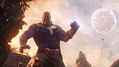 Tráiler de 'Vengadores: Infinity War'
